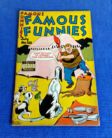 1948 comic book ~ FAMOUS FUNNIES #168 ~ Buck Rogers, more