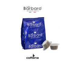 OFFERTA 50 capsule Caffè Barbaro compatibili Bialetti Tè LIMONE THE TE COFFEINA