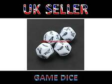 Sex Dice Party Toy Couples Toy Glow In Dark Adult Game Dice