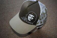Che Guevara naturale firma Baseball Camionista Cappello Nuovo Con Etichetta Ufficiale El Cubano REV