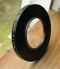series 8 VIII 66mm  40.5mm adapter ring used