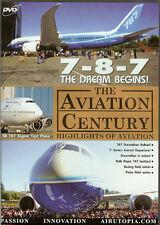 7-8-7 The Dream Begins 787 Dreamliner 7-Series Jets DVD