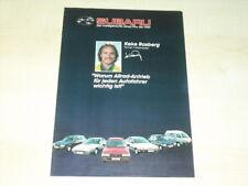 28369) Subaru 1800 Libero Prospekt 1987