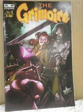 Vintage Comic- The Grimoire #7 December 2005 L91