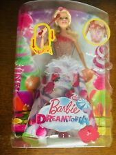 Barbie Dreamtopia Lights Up Doll - Light Show New Sealed