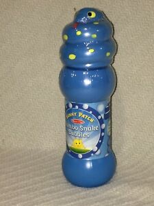 Sunny Patch Mombo Snake Bubbles #6106 by Melissa & Doug Wand Snaps Into Cap