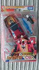Transformers Takara Henkei Generations Hot Rod Rodimus MOSC