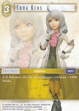 Enna Kros (1-095R) Final Fantasy TCG Opus I  Deutsch  NEU TopMint