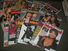1990S ENTERTAINMENT WEEKLY MAGAZINE LOT OF 25 ISSUES CELEBRITY COVERS - PB 1099