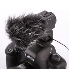 SGC-698 Stereo Microphone for Canon 5D III II IV 80D 7D 750D 760D Camera w/ Muff