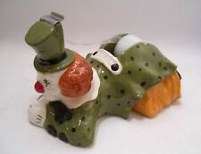 Clown Collectible Vintage Tape Dispenser Fully Functional Circa 1980