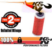 K&N Oil Filter for KTM EXC-F