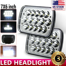 "7''X6"" LED Headlight For Freightliner FL106 FL112 FL60 FL70 FL80 FS65 MT35 MT45"