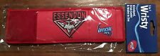 AFL Essendon Bombers WRISTY 3 IN 1 STUBBY HOLDER WALLET FOOTBALL