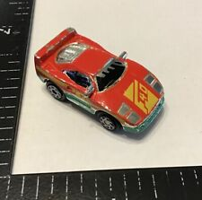 Micro Machines Ferrari F40 Car Chrome