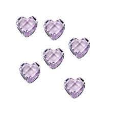 10 pcs Of Each Month - Birthstone Floating Charms Locket For Living Memory New
