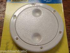 DECK PLATE TWIST LOCK SEACHOICE WHITE 39251 5-5/8-OD BOATINGMALL EBAY BOAT PARTS