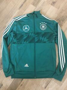 Adidas DFB Deutschland Nationalmannschaft Shirt Trainings-Jacke Mercedes Benz M