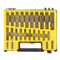150Pcs 0.4mm-3.2mm Mini Twist Drill Bit Kit HSS Micro Precision Twist Drill Tool