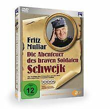 Die Abenteuer des braven Soldat Schwejk [4 DVDs] von Wolf... | DVD | Zustand gut