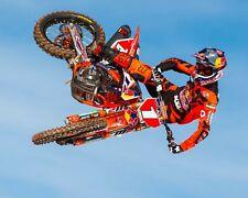 Ryan Dungey Motocross KTM Rider Color 8x10 Photo #2