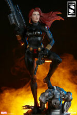 Sideshow Black Widow Premium Format EXCLUSIVE Statue Avengers 1/4 Scale Ex #411
