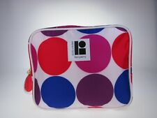 Estee Lauder Cosmetic Make up Bag Case Travel Toiletry *Lisa Perry