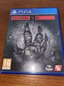 Evolve PS4 Playstation 4 Game