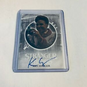 F96074  2019 Stranger Things Welcome to the Upside Down Auto Karen Ceesay AUTO