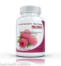 Raspberry Ketone BURN: #1 Best Fat Burner Diet Pills Natural Ketone Weight Loss