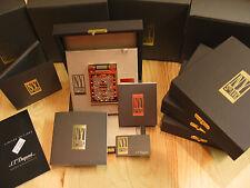 S.T. Dupont Limited Edition 2007 5th Avenue Tischfeuerzeug Sammlerneuware!