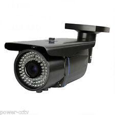Am 1300TV 72 IR LEDs 2.8-12mm Lens 196.8ft Outdoor Security Surveillance Camera