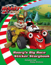 Roary the Racing Car - Roary's Big Race: Sticker Storybook, VARIOUS, New Book