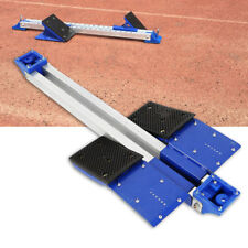 Athletics Scholastic Track Starting Block Wide Pedal Sports competitive Champion