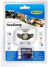 """KT00001953 /""""White Stag head/"""" porte-clé DEL torche"""