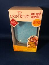 Disney The Lion King Bath Bomb Surprise Inside Best Friends Berry Scented New