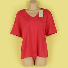 V Neck Short Sleeve Plus Size Tops & Shirts for Women