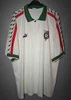 BULGARIA NATIONAL TEAM 1996 1997 HOME FOOTBALL SHIRT JERSEY PUMA SIZE 8 SIGNED