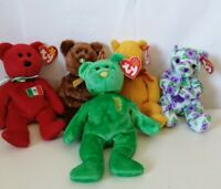Ty Beanie Babies Bears Bundle Joblot Country