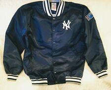Genuine Kid Athlete NY New York Yankees Button Coat Jacket Size 18/20 XXL Judge
