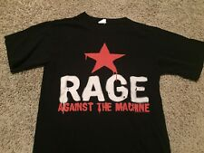 Rage Against The Machine official 2012 tour shirt Adult Small