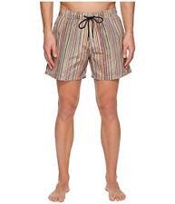 beed567e0c Paul Smith Signature Multi Stripe Swim Shorts Medium