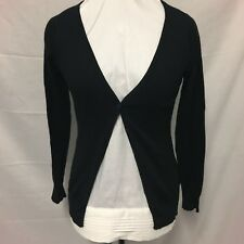 Valley girl black cardigan size L