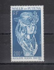 TIMBRE STAMP  1 WALLIS & FUTUNA Y&T#395 ART RODIN NEUF**/MNH-MINT 1990 ~R12