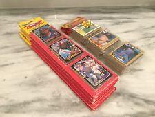 Lot (11) 1987 DONRUSS & TOPPS BASEBALL BLISTER Rack Packs Maddox Bonds RC