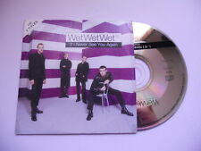 Wet Wet Wet / If I never see you again - cd single