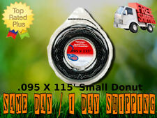 .095 x 115' 095 VORTEX SMALL DONUT PROFESSIONAL WEED EATER TRIMMER LINE STRING