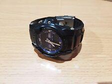 Vintage Titanium G-Shock  Midnight-Blue Black Dual Time Digital-Analog Japan