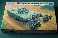 Detector de minas Trumpeter m1 Panther 2