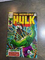 Incredible Hulk (1970) #123 VG  Marvel Comics